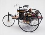 La Primera Patente de un Vehiculo