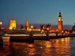 La comida en Londres