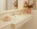 Encimera del baño ¿Qué color elegir?
