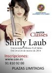 La maestra del violín Shirly Laub ofrecerá unas 'master classes'