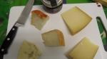 Club multiquesos: tabla de quesos artesanos para llevarte a casa cada mes 5 tipos distintos