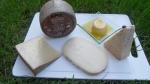 Tabla de quesos artesanos del mes de mayo: comienza un nuevo mes y os llevamos nueva tabla de quesos