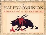Políticos católicos y taurinos excomulgados... (y ni siquiera lo saben)