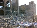 La broma macabra del bucle construcción-destrucción de Gaza
