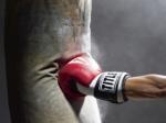 Construccion del saco para El Kick Boxing