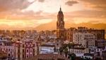 El centro historico de Málaga