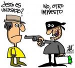 Impuestos en Mexico, una reflexion
