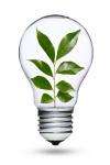 La energía eficiente de las bombillas LED
