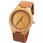 Relojes de bambú, utilidad