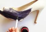 Cambia el color de los zapatos para renovarlos