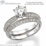 Falsos mitos sobre los anillos de compromiso de diamantes
