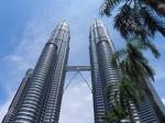Evolución de las Torres Petronas de Kuala Lumpur, Malasia