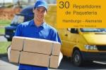 Se buscan 30 mensajeros para trabajar en Alemania
