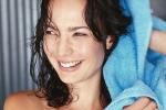 Los tratamientos capilares con toallas