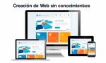 Crear un página web sin conocimientos también es posible