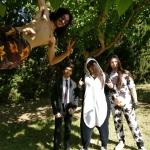 El grupo The Killer Shark presentan  el videclip Robotic Sound