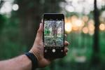 Teléfonos inteligentes que graban en 4k