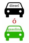 Diferencias entre el motor diesel y el motor de gasolina.