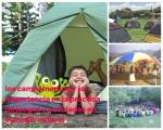 Los campamentos y su importancia en la práctica de juegos y  actividades en el medio natural