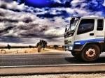 El dispositivo OBU para camiones