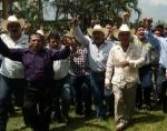 Pascual Lagunes Ochoa intenta colocar candidato por el PAN, En soledad de Doblado.