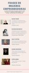7 frases inspiradoras de mujeres emprendedoras