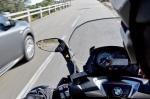 ¿Cómo evitar el ángulo muerto en moto?