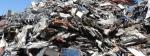 ¿Qué ocurre con los materiales de desguaces de plantas industriales?