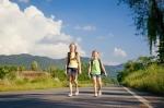 Cómo vestir a los niños para ir de excursión