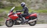 BMW K1600GT, una moto excelente para viajes