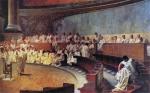 Cicerón: el primer abogado de la historia.