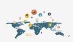 La economía mundial se dirige hacia el uso masivo de las criptomonedas
