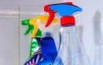 ¿Cuántos agentes de limpieza existen y cuándo usarlos?