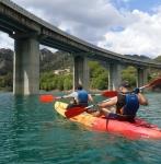 ¿Qué necesito para hacer kayak?