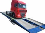 Que tipo de bascula para camiones elegir para tu empresa