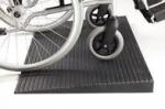 Bascula para pesaje de personas en silla de ruedas