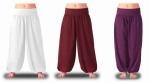 Pantalones bombachos, los orígenes