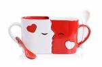 ¿Usar Tazas a juego para Enamorados es Otra forma de decir Te Amo?