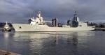 En España comenzaron ensayos del buque de aprovisionamiento ´Supply´
