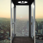 Cabinas para ascensores de diseño
