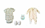 Moda sostenible para bebes